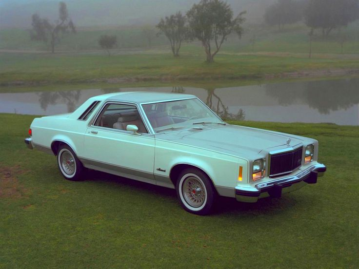 1978 Mercury Monarch Available 302 V 8 Rated 139 Hp