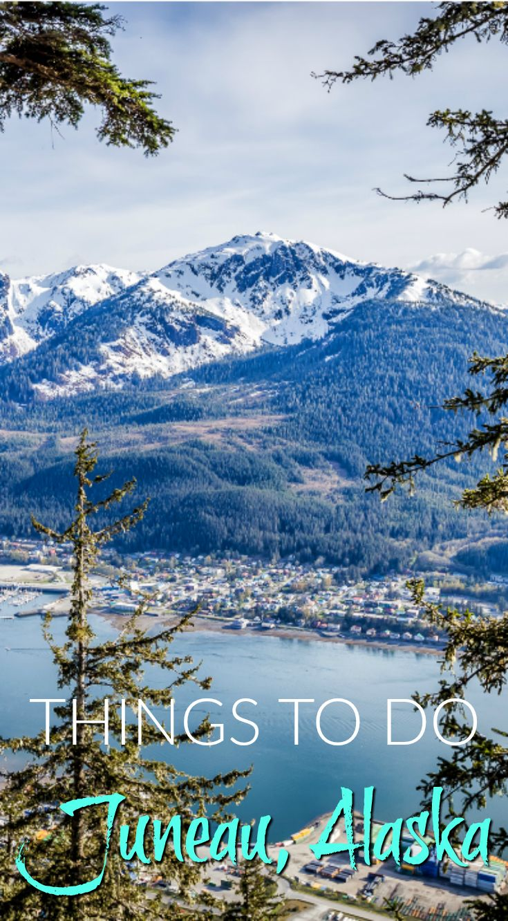 Ultimate Guide of Things to Do in Juneau, Alaska. Juneau is a destination where the day trip is king. With so many options in very close proximity to each other, your options are virtually endless and completely dependent on your personal preference and travel  style. There is not shortage of things to do in Juneau, Alaska. Click to read the full travel blog post by the Divergent Travelers Adventure Travel Blog.
