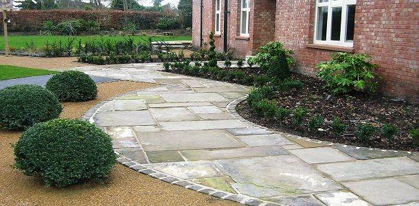 Stone Pathway Design