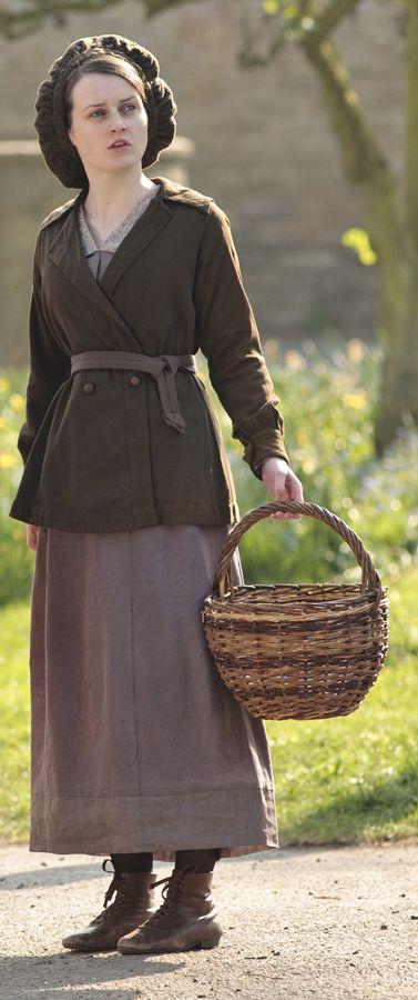 Daisy Mason, Downton Abbey