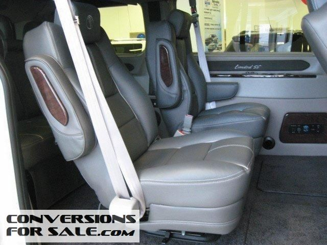 2015 Ford Transit 150 Explorer Conversion Van