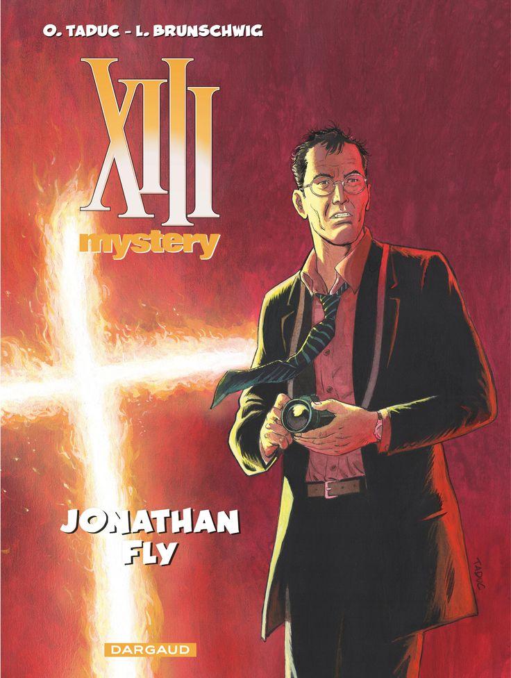 """""""A l'occasion de la sortie du nouveau tome de XIII Mystery : Jonathan Fly, les tomes 1 à 5 sont à 2,99 € !""""  Qui est Jonathan Fly ? Pourquoi ce brillant reporter mène-t-il une vie clandestine et recluse avec son fils, Jason ? Quels liens a-t-il avec l'assassinat du pasteur Caton-Wood, leader du mouvement pour les droits civiques de la population noire, et avec Jasper Glover, directeur du FBI ?…"""