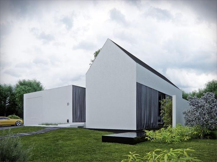 W takich domach chcemy mieszkać – pracownia KMA (fot: KMA)
