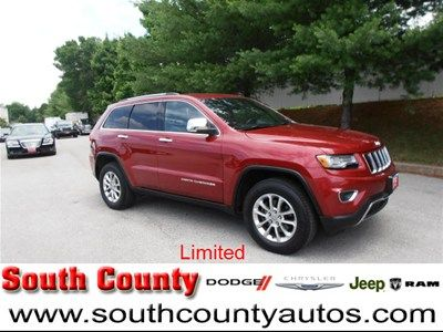 2014 Jeep Grand Cherokee Limited At South County Dodge Chrysler Jeep Ram In  St Louis, MO | Tyler | Pinterest | Jeep Grand Cherokee Limited.