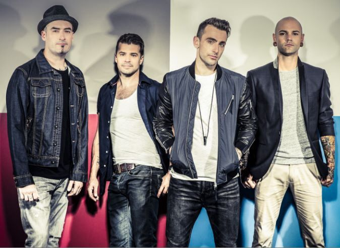 Hedley - <3 TOmmy and Jake