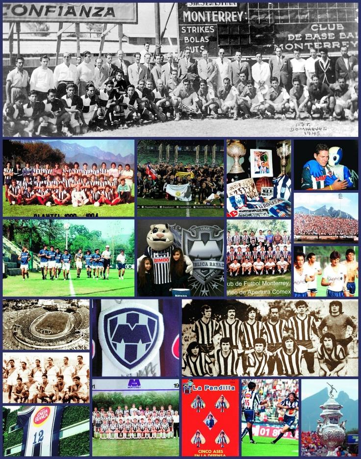 Hoy los Rayados compartimos una misma Historia, y cada quien escribió un capítulo ¡Feliz 67 Aniversario Rayados!