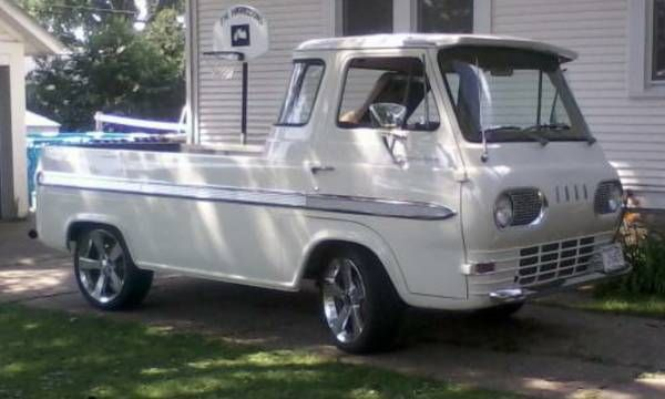 1965 5 Window Janesville Il Ford Van Pickups For Sale Ford Trucks