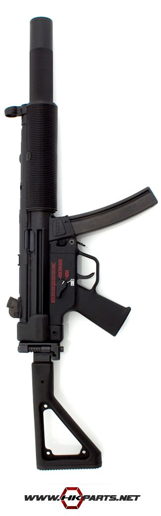 HK MP5SDA3. - www.Rgrips.com Loading that magazine is a pain! Get your Magazine speedloader today! http://www.amazon.com/shops/raeind
