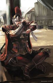 Zhou Tai - Dynasty Warriors