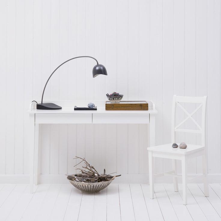 Console table white, Oliver Furniture Denmark.   www.oliverfurniture.com