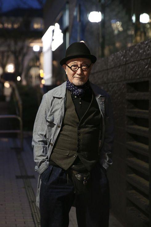 菊池武夫さん - NIKE, ナイキ