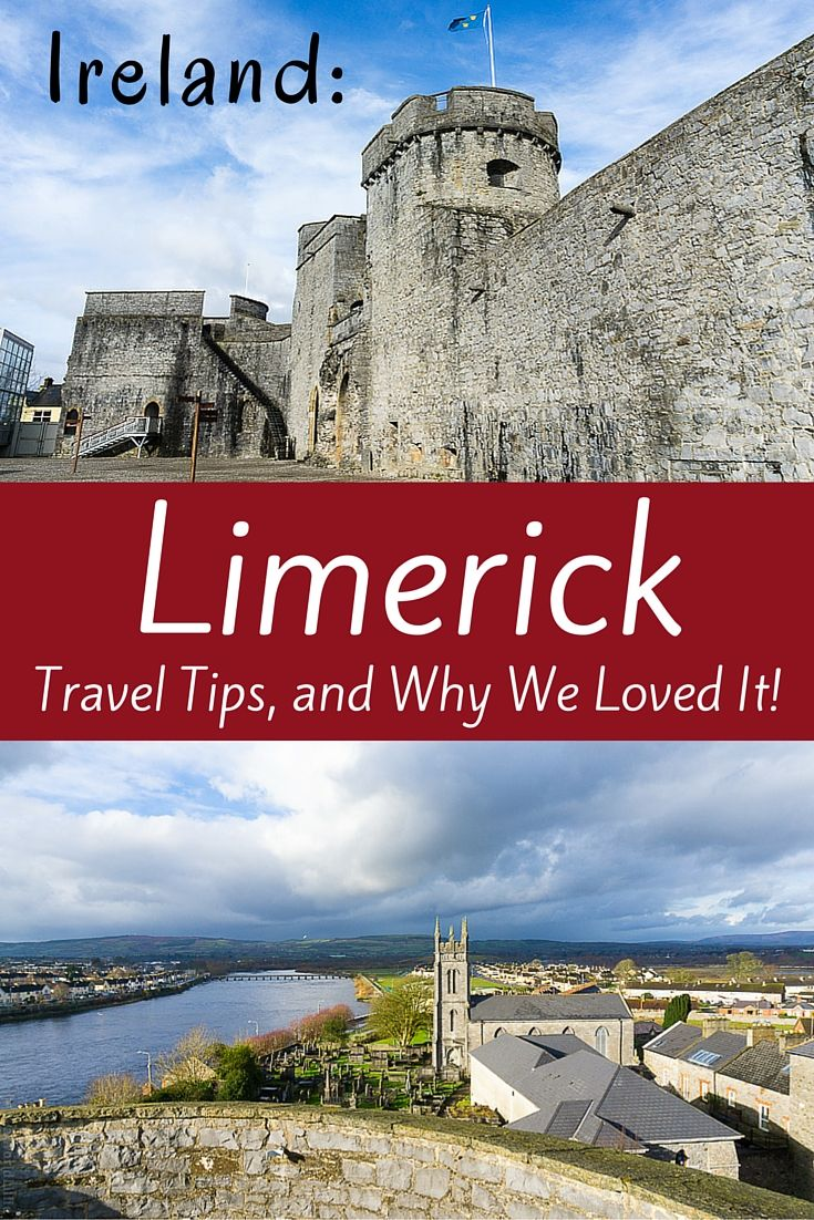 Planning travel to Ireland? Don't miss Limerick, as this town has great sights like King John's Castle, delicious food, and boutique hotels!