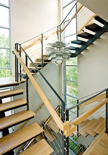Best Mylen Stairs Modern Stair Manufacture Renovation 400 x 300