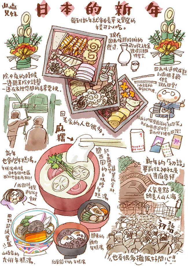 山崎兄妹來為大家介紹日本的12月!(image 2)   Japaholic