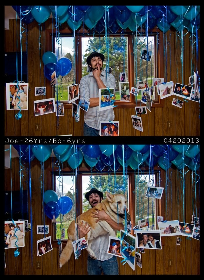 Thank you Pinterest for this awesome idea!!! I did this for my boyfriends birthday, huge hit!  Photo by JRC photography!   Josephcisneros.com