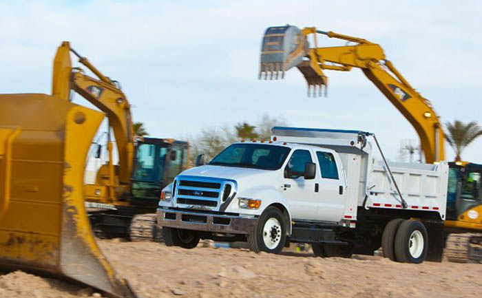 Experts Review - 2012 #Ford F-650 Dump #Truck