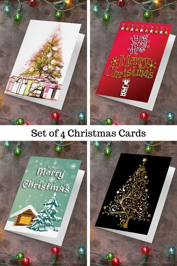 Holiday Cards Template Landscape Christmas Cards Printable Etsy Holiday Card Template Printable Christmas Cards Xmas Cards Design