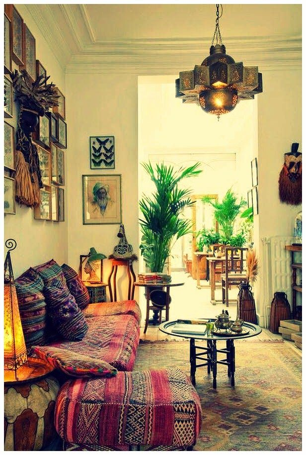 Best 20+ Bohemian Living Rooms Ideas On Pinterest | Bohemian Living, Cozy  Eclectic Living Room And Southwestern Boho Decor