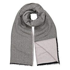 Buy the Super Soft Marl Double Face Scarf at Oliver Bonas. Enjoy free worldwide standard delivery for orders over £50.
