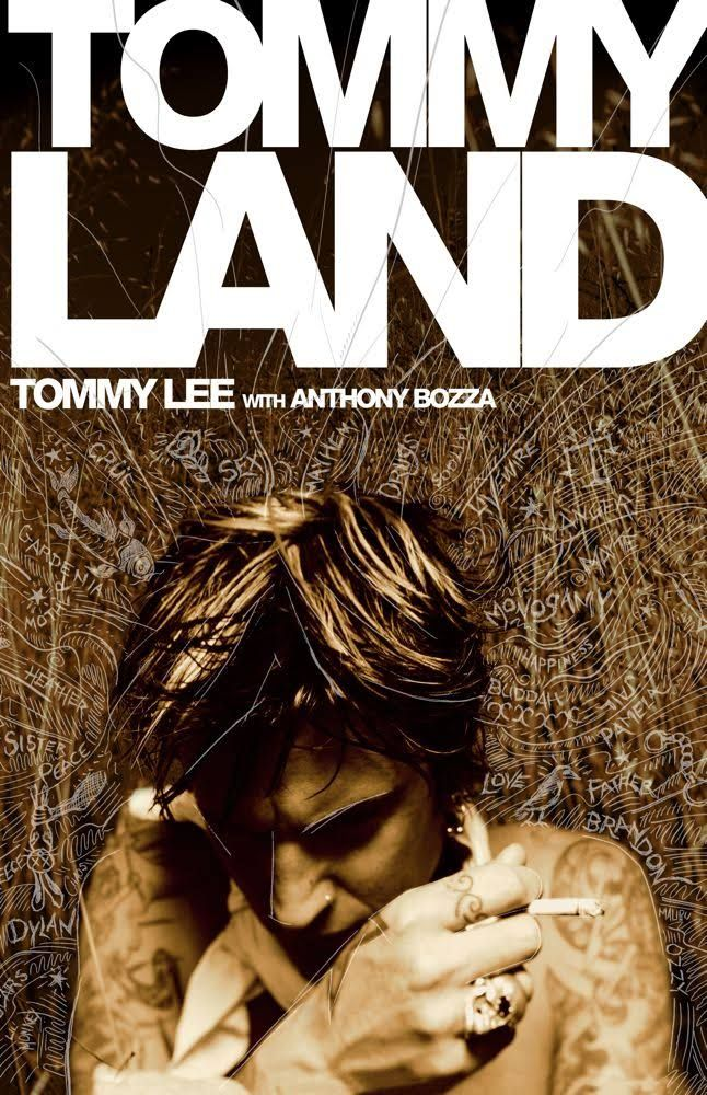 Book of the Month: Tommyland by Tommy Lee with Anthony Bozza