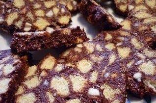 Le Ricette della Nonna: Salame al cioccolato