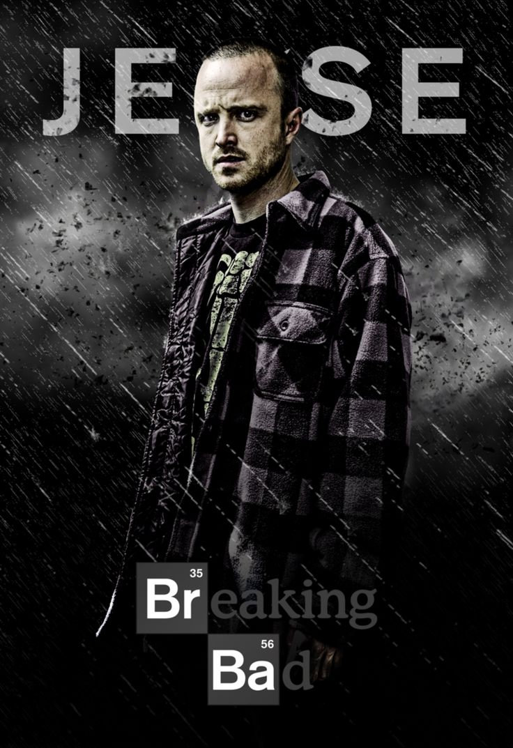 Breaking Bad - Pinkman Rises by tobi9490