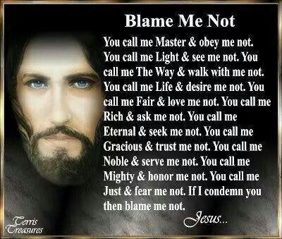 Forgive us Father