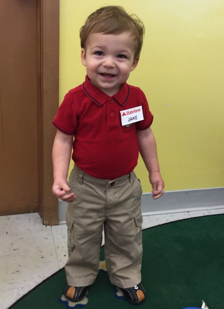 Jake from State Farm toddler boy Halloween Costume