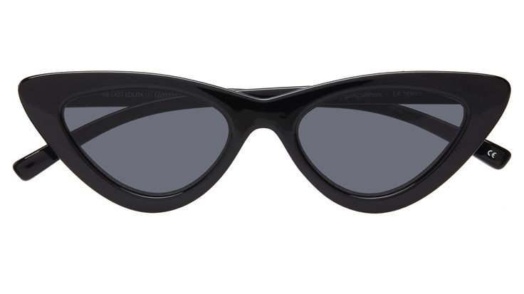 Adam Selman x Le Specs Last Lolitas, $119, available at Le Specs. #refinery29 http://www.refinery29.com/adam-selman-le-specs-cat-eye-sunglasses#slide-1