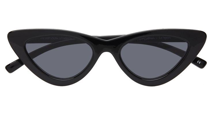 Adam Selman x Le Specs Last Lolitas, $119, available at Le Specs. #refinery29 http://www.refinery29.com/adam-selman-le-specs-cat-eye-sunglasses#slide-1