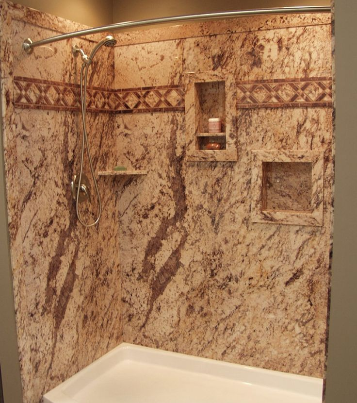 Decorative Stone  Marble  or Granite Pattern Tub   Shower Wall Panels    Innovate Building. 17 Best ideas about Shower Wall Panels on Pinterest   Shower walls