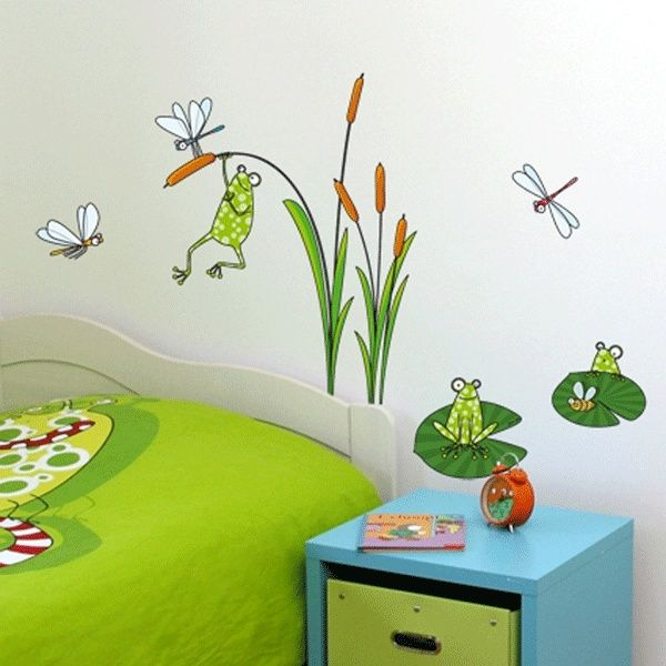 Kids Wall Stickers Part - 18: Kids Wall Stickers U0026 Childrens Wall Decals | Decorate The Nursery
