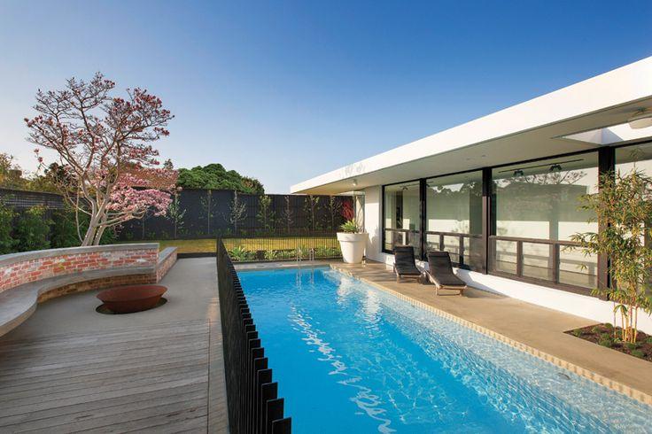mckimm design, pool & exterior