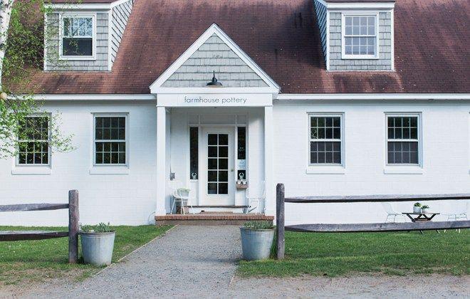 Interior Monologue - Farmhouse Pottery - Woodstock, VT