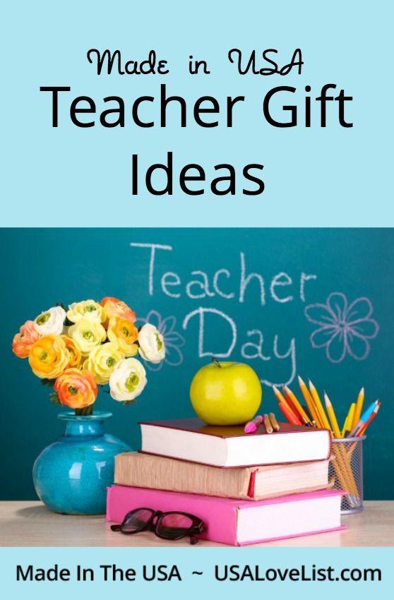 Teacher Gift Ideas, National Teacher Day