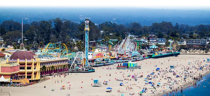 Santa Cruz Beach Boardwalk Lodging - Santa Cruz Motels, Hotels and Inns with Boardwalk Packages