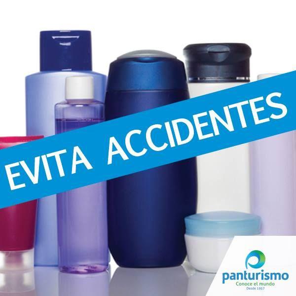 TIP VIAJERO: Los frascos con líquidos como cremas y perfumes debes guardarlos dentro de bolsas plásticas y ponerles cinta sobre la tapa para evitar accidentes.