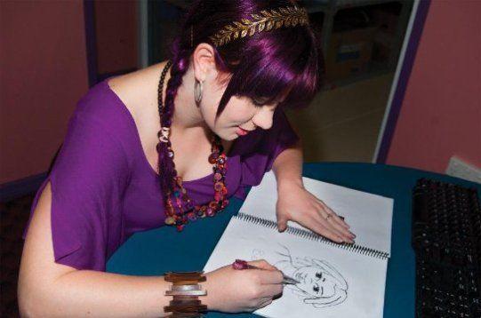 Rheumatic Heart Disease - Corinne Shardlow Sketching Character Designs