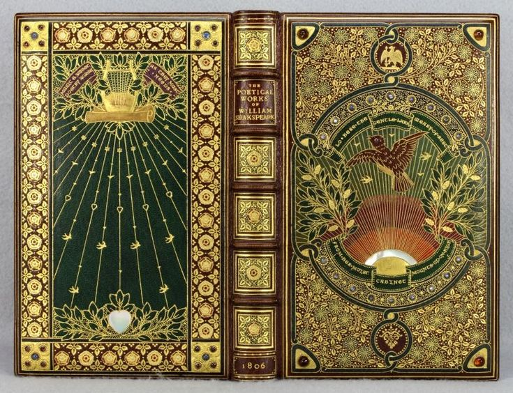 """London: Printed for Thomas Wilson, 1806. n. Hardcover. With Glimmering Jewels, as well as Beams of Sunlight and Apollonian Inspiration. 235 x 168 mm (9 1/4 x 6 5/8""""). 3 p.l. (without half title), 233 pp., [15] leaves (glossary). LUXURIANT BROWN MOR..."""