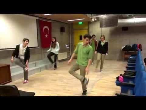Staar Night 2012 - THRILLER - YouTube