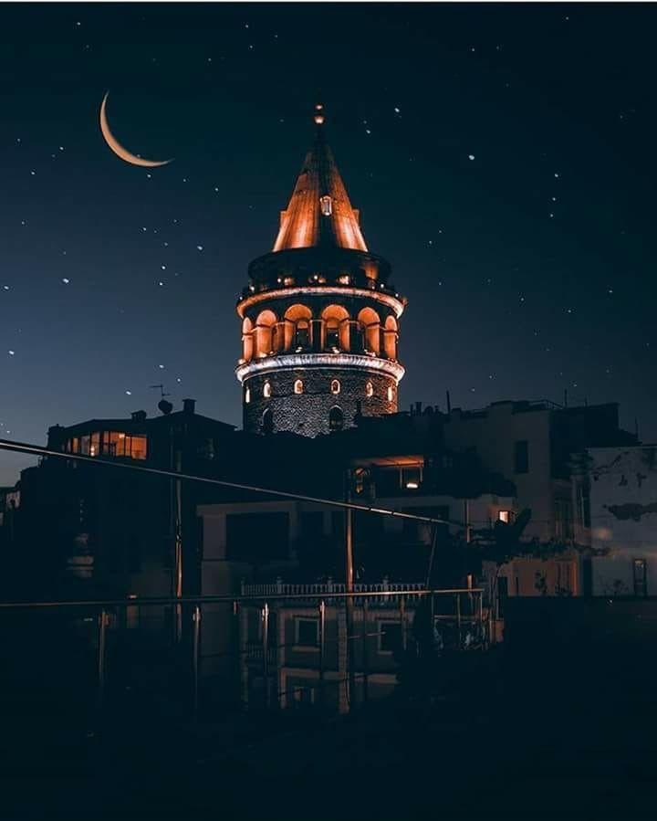 Galata Kulesi, Istanbul Turkiye
