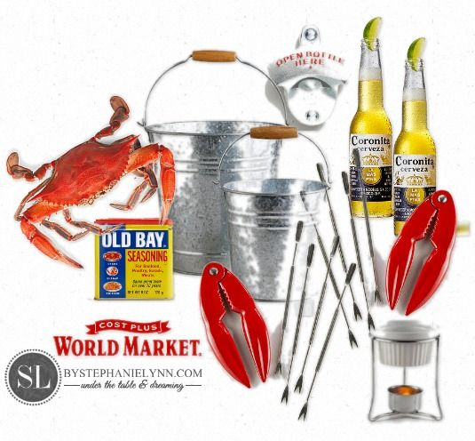 World Market Father's Day gift basket ideas