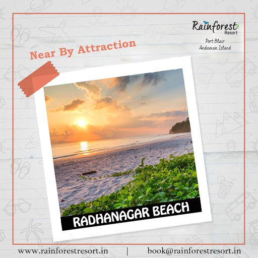 Havelock Island: Looking For A Hotel Near Radhanagar Beach In Havelock