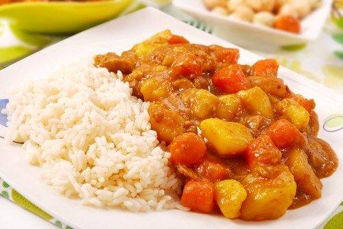 Тыквенный карри с изюмом рецепт – индийская кухня, вегетарианская еда: основные блюда. «Афиша-Еда»