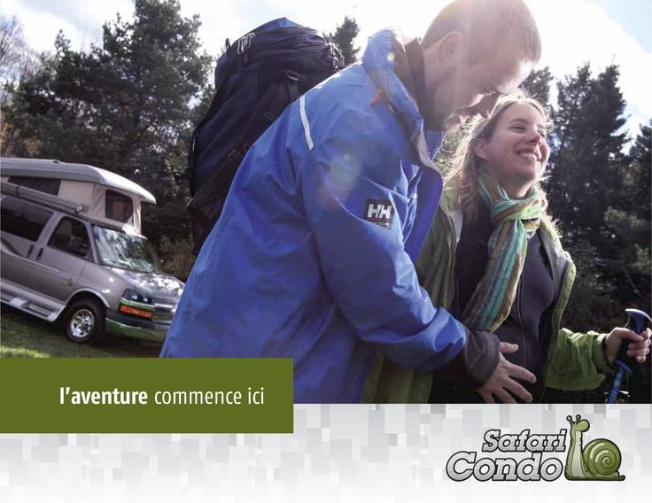 Safari Condo, l'aventure commence ici