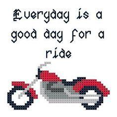 motorbike cross stitch - Cerca con Google