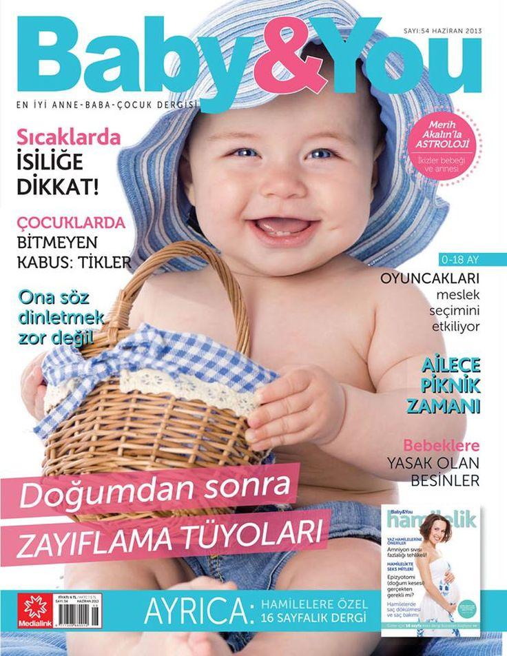 Baby & You dergisi Haziran sayısı yayında! Hemen okumak için: http://www.dijimecmua.com/baby-and-you/