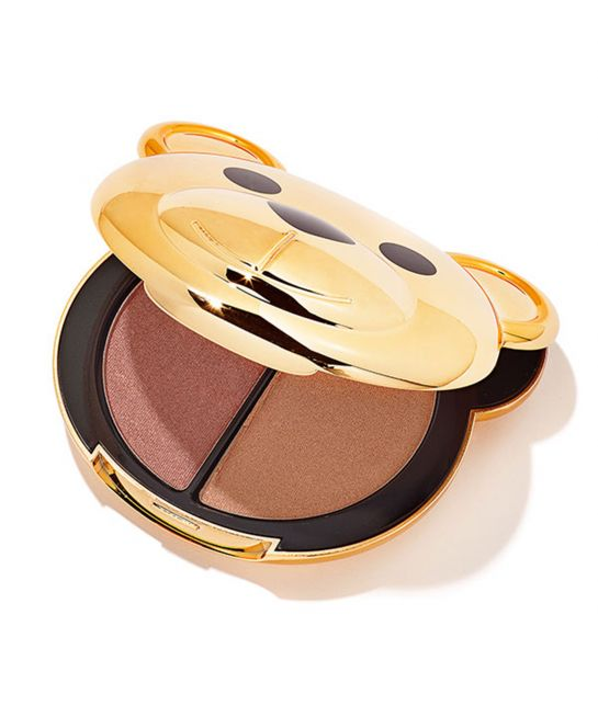 Moschino Sephora Teddy Bear Makeup Collection | Moschino + Sephora Collection Bear Highlighter, $28, available in August at Sephora.