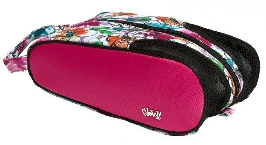 Garden Party Glove It Ladies Golf Shoe Bag now at one of the top shops for ladies golf accessories #lorisgolfshoppe