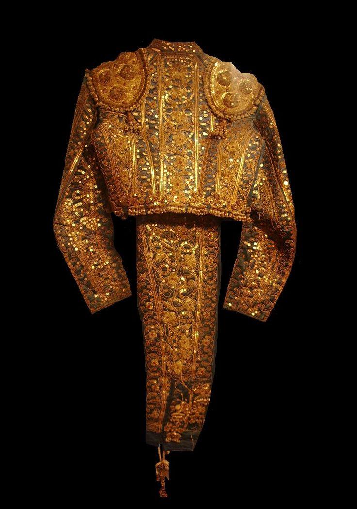 Tenue de torero ou matador - - Clothes and fashion